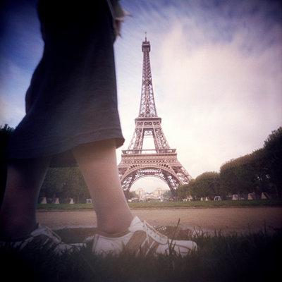 Eiffel tower - p2100177 by Mark Blasius