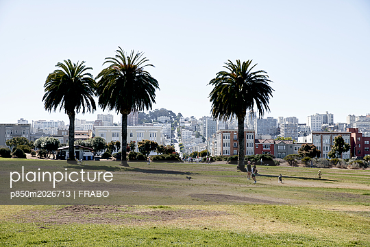 Fort Mason Park, San Francisco - p850m2026713 by FRABO