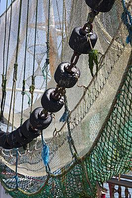 Fischernetze - p4010681 von Frank Baquet