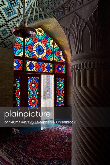 Moschee Shiraz,  Nasir ol Molk Moschee, - p1146m1445128 von Stephanie Uhlenbrock
