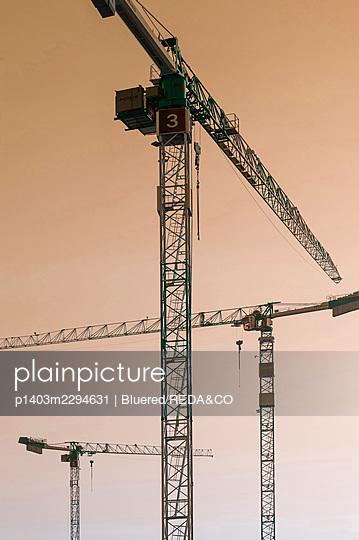 Building site. Bergamo. Italy - p1403m2294631 by Bluered/REDA&CO