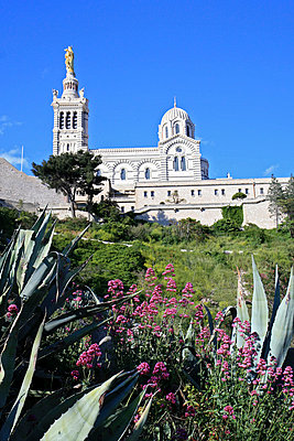 Church in Marseilles - p977m792706 by Sandrine Pic