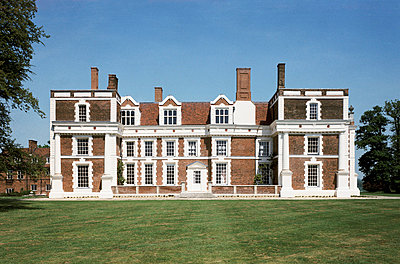 Hill Hall. The south facade of the house. - p8551751 by Jonathan Bailey