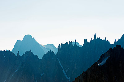 Europe, France, Haute Savoie, Rhone Alps, Chamonix - p652m1166927 by Christian Kober