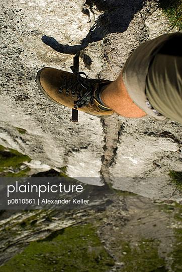 Hiking boots - p0810561 by Alexander Keller