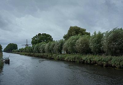Damse Vaart Kanal in Westflandern - p1132m1492423 von Mischa Keijser