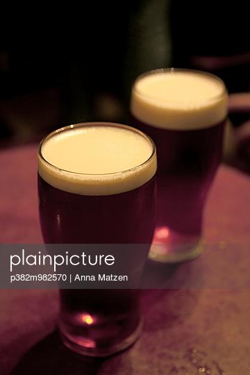 Bier - p382m982570 von Anna Matzen