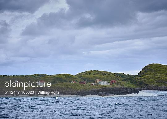 Siedlung auf einer Insel - p1124m1165623 von Willing-Holtz