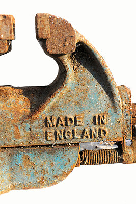 Made in England - p1048m989433 by Mark Wagner