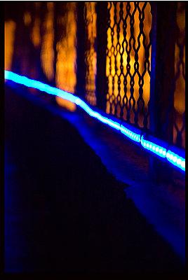 Blue - p1402m1461687 by Jerome Paressant
