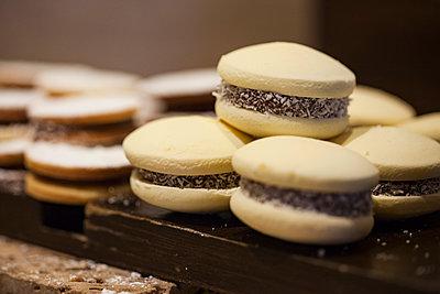 Alfajores cookies - p623m1495179 by Gabriel Sanchez