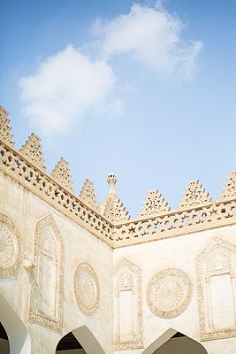 Moschee in Kairo - p1325m1333104 von Antje Solveig