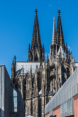 Cologne Cathedral - p401m1590155 by Frank Baquet
