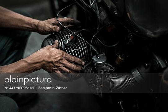 Reparatur - p1441m2028161 von Benjamin Zibner