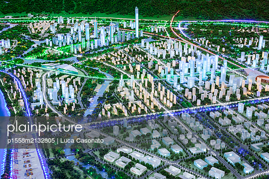 Zhaoqing New City Planning - p1558m2132805 by Luca Casonato