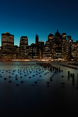 New York City - p1280m1466775 by Dave Wall