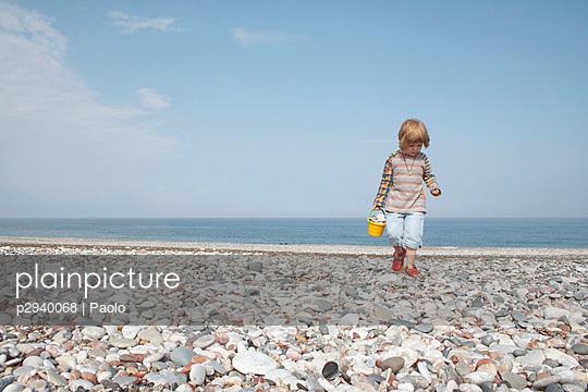 Steinsammlung - p2940068 von Paolo