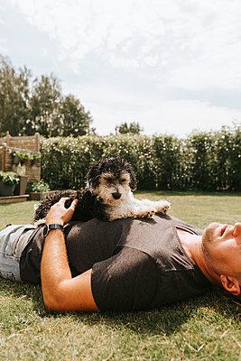 Summer Dog - p1507m2167929 by Emma Grann