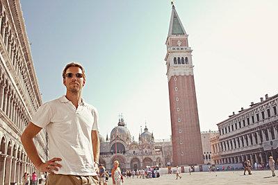 Piazza San Marco - p586m787287 by Kniel Synnatzschke