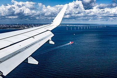 Anflug auf Kopenhagen - p713m2124906 von Florian Kresse