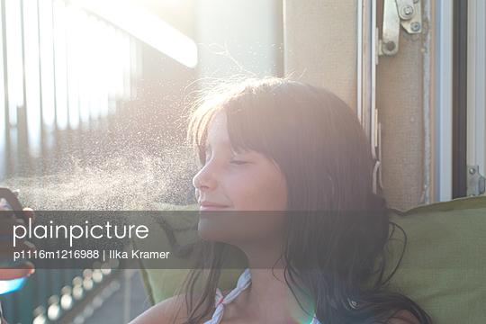 Erfrischung - p1116m1216988 von Ilka Kramer
