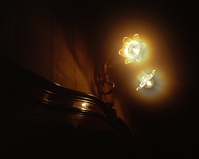 Old lamp - p945m1502135 by aurelia frey