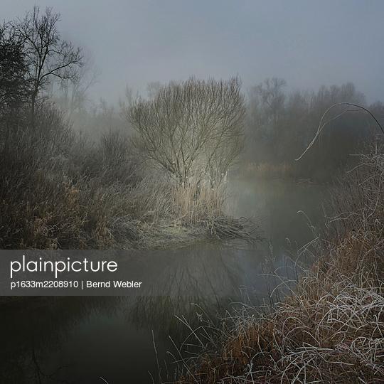 A Pale Light In Winter - p1633m2208910 by Bernd Webler