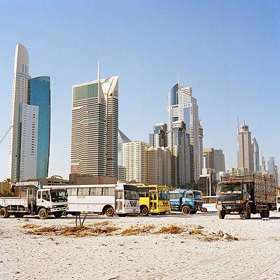 Dubaï United-Arab-Emirates - p1097m882198 von Mélanie Bahuon