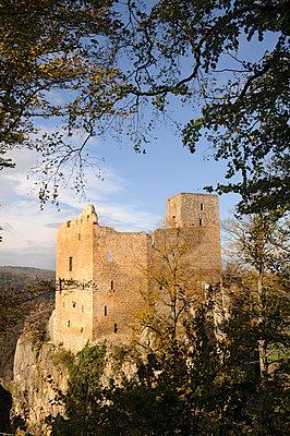 Castle, Baden-Württemberg,  - p470m1004952 by Ingrid Michel