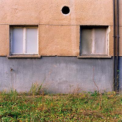 Prora Aussenanlage - p9790015 von Bohnhof