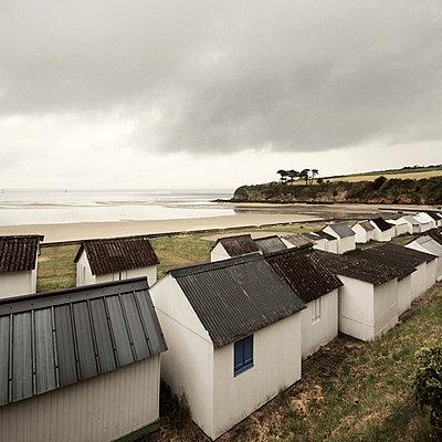 Häuschen am Meer - p9111146 von Kalanch-Oé