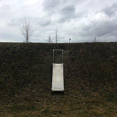 Slide - p1401m2152632 by Jens Goldbeck