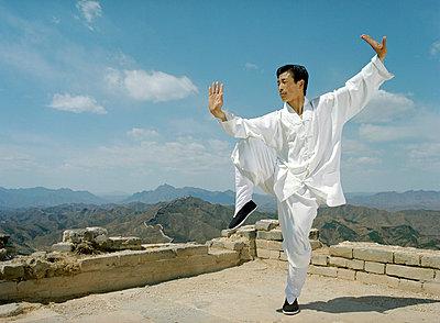 Martial Art - p6060303 von Iris Friedrich