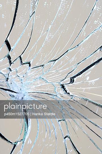Zerbrochener Spiegel   - p450m1527705 von Hanka Steidle