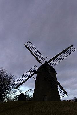 The mills - p1063m2185832 by Ekaterina Vasilyeva