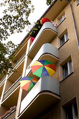 Balconies - p1064m939812 by Esmeralda