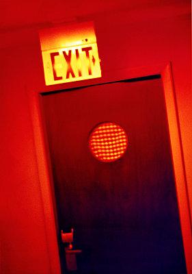 Emergency exit. - p5280544 by Urban Hedlund
