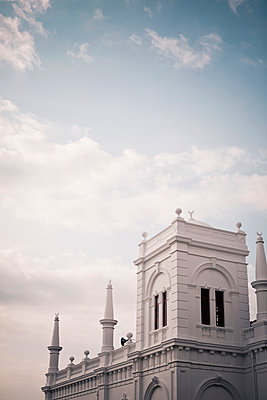 Mosque in Sri Lanka - p795m1045275 by Janklein