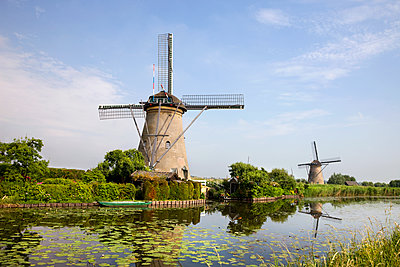 Windmills - p836m1444925 by Benjamin Rondel