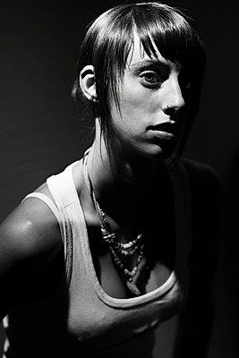 Portrait - p3410224 von Mikesch