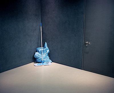 Garbage bag and ragtag - p2682089 by Rui Camilo