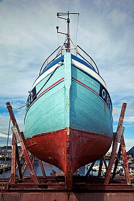 Schiffbau - p382m907197 von Anna Matzen