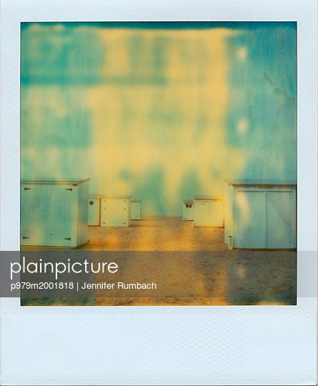 Strandhäuschen - p979m2001818 von Jennifer Rumbach