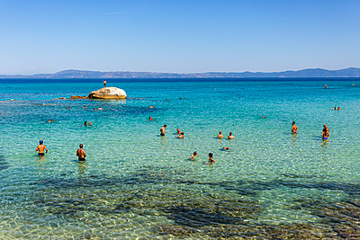 Urlaub, Griechenland - p1271m1552761 von Maurice Kohl