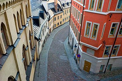 Old part of Stockholm - p575m714936 by Stefan Ortenblad