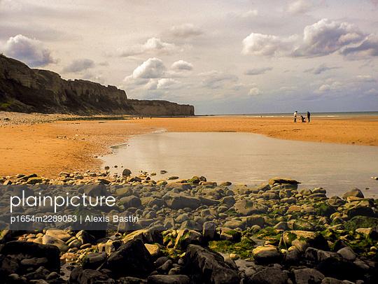 Küste der Normandie - p1654m2289053 von Alexis Bastin