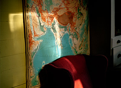 Map - p1415m2076747 by Sophie Barbasch