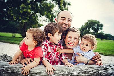 Familienausflug - p904m1065037 von Stefanie Päffgen