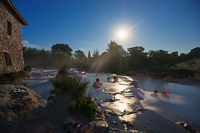 Hot spring near Saturnia - p178m946366 by owi