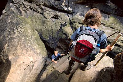 Bergsteigen - p2873297 von R. Mohr